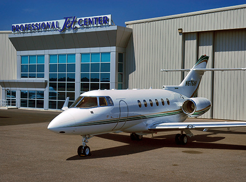 State of the Art Private Jet HQ in Plymouth, Massachusetts